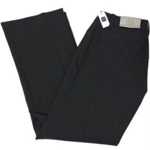Gap women's GRAY pants curvy boot cut CAREER NWT